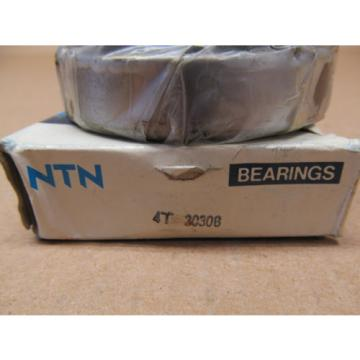 1 NIB NTN 4T-30306 TAPERED ROLLER CONE & CUP , BORE DIAM: 30MM, CONE WIDTH: 19MM