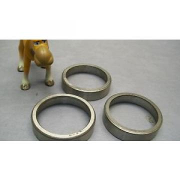 15245 Taper Roller Bearing Cup Lot of 3