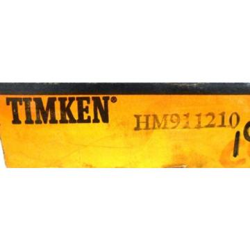 "TIMKEN TAPERED ROLLER BEARING CUP HM911210, 5.1250"" OD, SINGLE CUP"