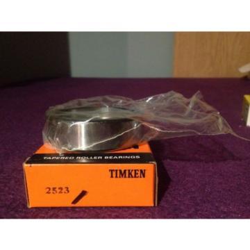 Tapered Roller Bearing 2523 TIMKEN