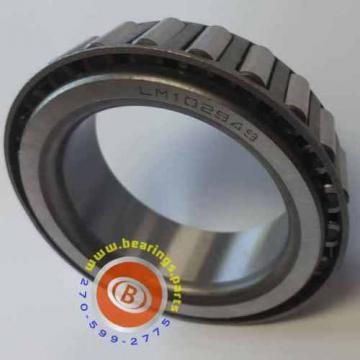 LM102949 Tapered Roller Bearing Cone