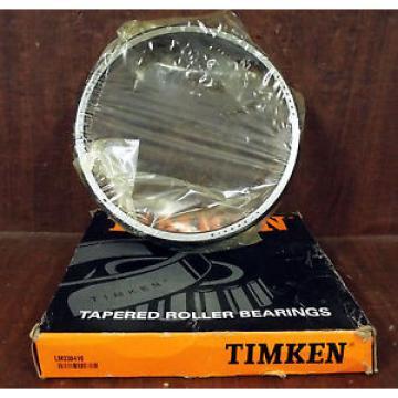 1 NEW TIMKEN LM330410 TAPERED ROLLER BEARING ***MAKE OFFER***
