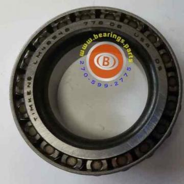 LM48548 Tapered Roller Bearing Cone  -  Timken
