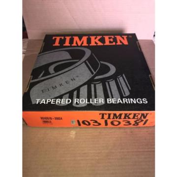 TIMKEN H242610 TAPERED ROLLER BEARING CUP