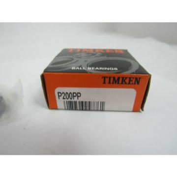TIMKEN TAPERED ROLLER BEARING P200PP