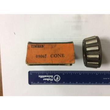 Timken Tapered Roller Bearing, Cone, 09067
