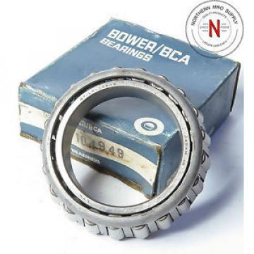 "BOWER 10949 / NTN 4T-LM104949 TAPERED ROLLER BEARING, 2.000"" ID, JAPAN"