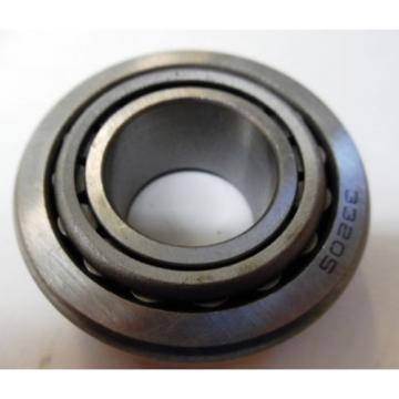 TIMKEN TAPERED ROLLER CONE & CUP 33205, 25MM BORE DIAMETER, 22MM CONE WIDTH