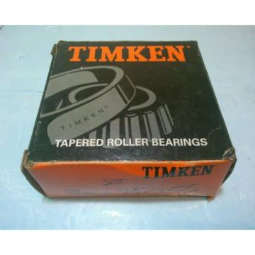 Timken Tapered Roller Bearing 558S