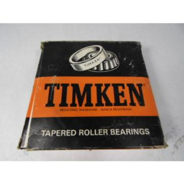 Timken 594 Roller Bearing Tapered Cone 3-3/4 Inch