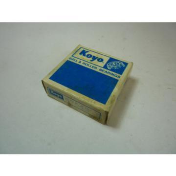 Koyo 67048 Tapered Roller Bearing Cone