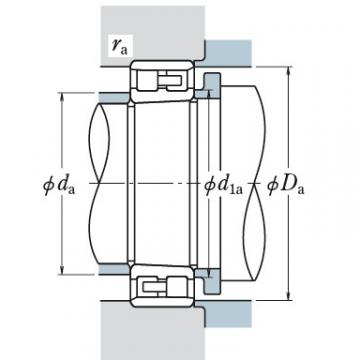 Two Row Cylindrical Bearings  NNU3144