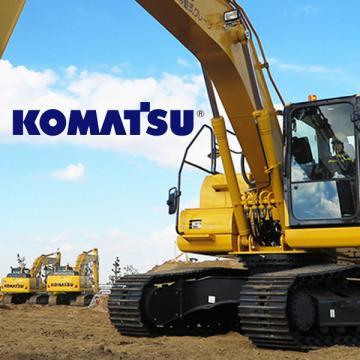 KOMATSU FRAME ASS'Y 124-72-51300