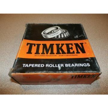 TIMKEN TAPERED ROLLER BEARING 581