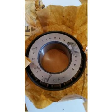 Timken tapered roller bearing 53162