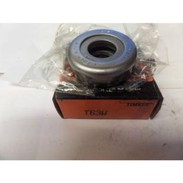 Timken Tapered Roller Thrust Bearing T63W New