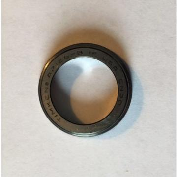 "Timken A2126B Steel Tapered Roller Bearing Single Cup 1.2600"" OD"