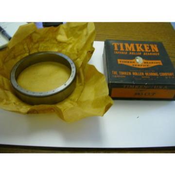 TIMKEN TAPERED ROLLER BEARING CUP  383 NIB