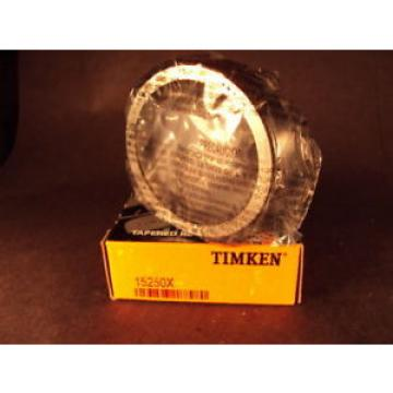 Timken 15250X Tapered Roller Bearing Cup, 15250 X