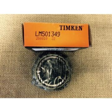 NEW - TIMKEN LM501349 Tapered Roller Bearing