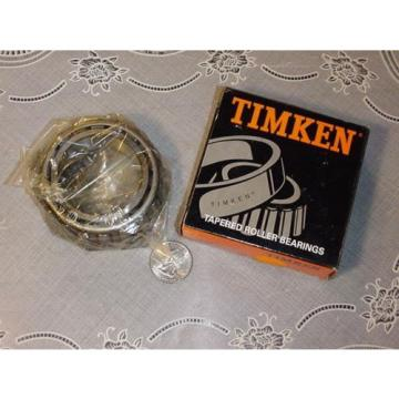 Timken  25584 Tapered Roller Bearing Single Cone 1.7710 Inch NEW IN BOX!