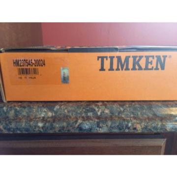 HM237545 TIMKEN TAPERED ROLLER BEARING (CONE)