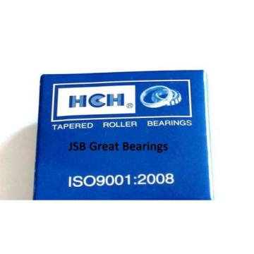 (Qy.2) 30203 HCH tapered roller bearing set 30203 bearings (cup&cone) 17x40x12mm