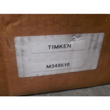 NEW Timken M349510 Tapered Roller Bearing Cup