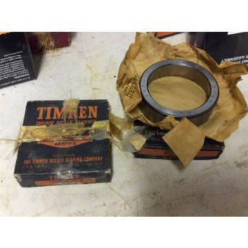 (1) Timken 532A Tapered Roller Bearing, Single Cup, Standard Tolerance, Straight