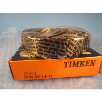 Timken 25520 Tapered Roller Bearing Cup