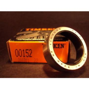 Timken 00152, Tapered Roller Bearing Single Cup