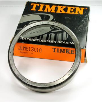 Timken Tapered Roller Bearing JLM813010