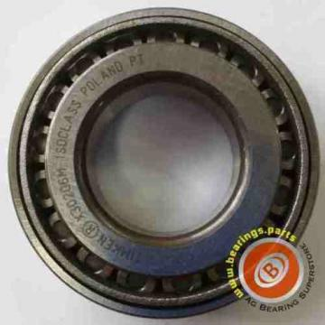 30206M Tapered Roller Bearing Cup and Cone Set 30x62x17.25 - Premium Brand