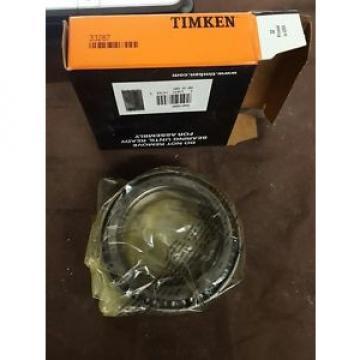 TIMKEN TAPERED ROLLER BEARING, 33287
