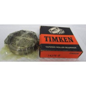 TIMKEN TAPERED ROLLER BEARING 14276-B