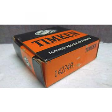 TIMKEN TAPERED ROLLER BEARING 14274A NEW 14274A