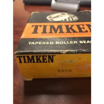 Lot Of 5 TIMKEN TAPERED ROLLER BEARING 5595
