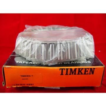 Timken 48685 Tapered Roller Bearing Single Cone Standard Tolerance Straight Bore