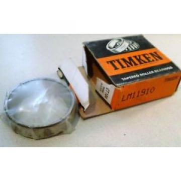 NEW TIMKEN LM11910 TAPERED ROLLER BEARING OUTER CUP