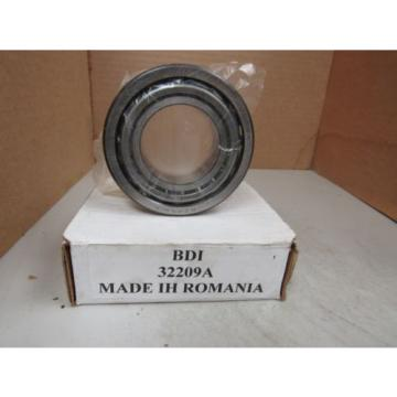 BDI TAPERED ROLLER BEARING 32209A NIB