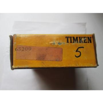 NEW Timken 65200 Cone Tapered Roller Bearing