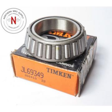 TIMKEN JL69349 TAPERED ROLLER BEARING 38mm x 63mm x 17mm