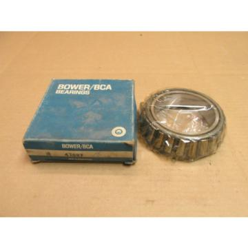 "NIB BOWER 47687 TAPERED ROLLER BEARING 82.3 mm 3 1/4"" ID NEW"