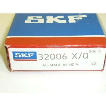 (10) SKF 32006 X/Q TAPERED ROLLER TRAILER BEARINGS