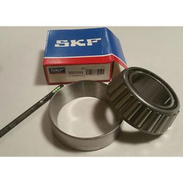 SKF 33212/Q Metric Tapered roller bearings, Inner 60mm /Outer 110mm
