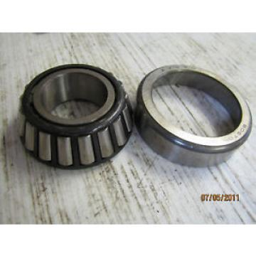 Boston Gear Tapered Roller Bearing 27072 W/ Cup 27070