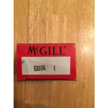 Unused McGill ER16K Ball Bearing Insert