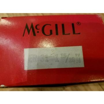 NEW McGill ER 31 Bearing 1-15/16""