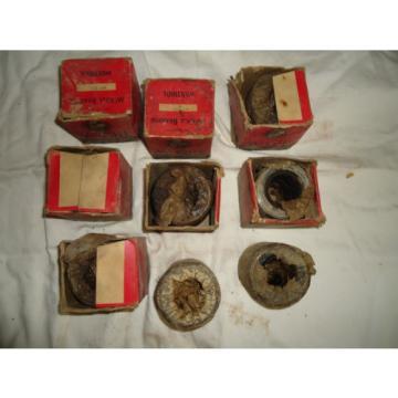 Vintage Lot Of 9 McGill Manufacturing Co. Inc Multirol Bearings MT 494