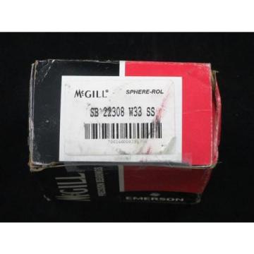 McGill Sphere-Rol Bearing SB 22308 W33 SS